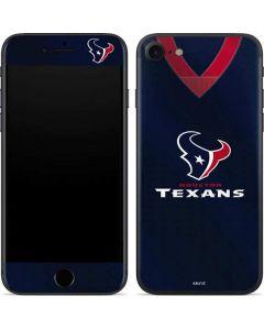 Houston Texans Team Jersey iPhone SE Skin