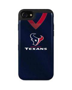 Houston Texans Team Jersey iPhone SE Wallet Case