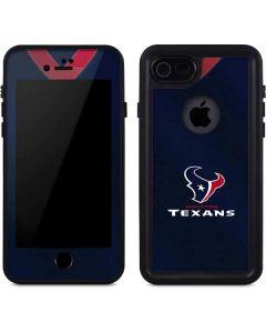 Houston Texans Team Jersey iPhone SE Waterproof Case
