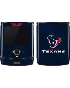 Houston Texans Team Jersey Motorola RAZR Skin