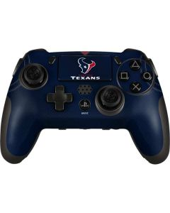 Houston Texans Team Jersey PlayStation Scuf Vantage 2 Controller Skin