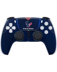 Houston Texans Team Jersey PS5 Controller Skin