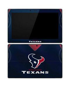Houston Texans Team Jersey Surface RT Skin