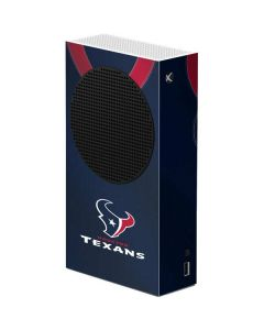 Houston Texans Team Jersey Xbox Series S Console Skin