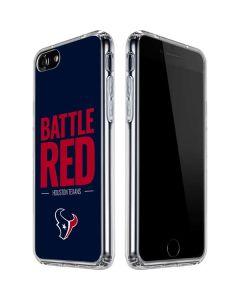 Houston Texans Team Motto iPhone SE Clear Case