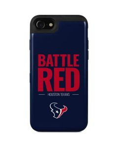 Houston Texans Team Motto iPhone SE Wallet Case