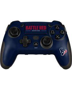 Houston Texans Team Motto PlayStation Scuf Vantage 2 Controller Skin