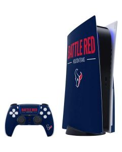 Houston Texans Team Motto PS5 Bundle Skin