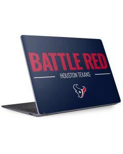 Houston Texans Team Motto Surface Laptop 3 13.5in Skin