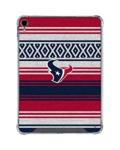 Houston Texans Trailblazer iPad Pro 11in (2018-19) Clear Case