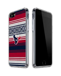 Houston Texans Trailblazer iPhone SE Clear Case