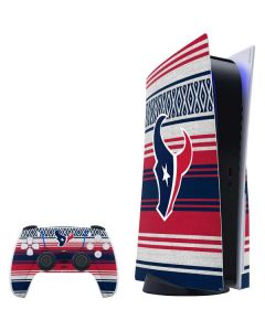 Houston Texans Trailblazer PS5 Bundle Skin