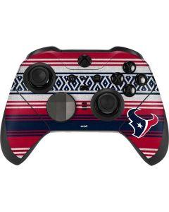 Houston Texans Trailblazer Xbox Elite Wireless Controller Series 2 Skin