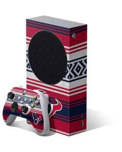 Houston Texans Trailblazer Xbox Series S Bundle Skin