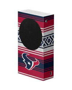 Houston Texans Trailblazer Xbox Series S Console Skin