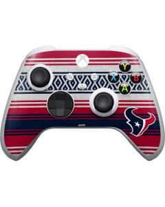 Houston Texans Trailblazer Xbox Series S Controller Skin