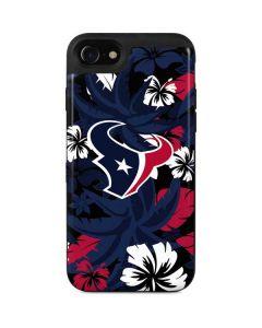 Houston Texans Tropical Print iPhone SE Wallet Case