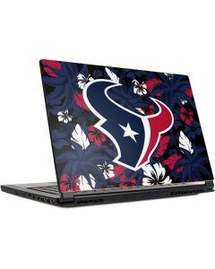 Houston Texans Tropical Print MSI GS65 Stealth Laptop Skin