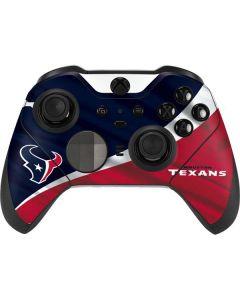 Houston Texans Xbox Elite Wireless Controller Series 2 Skin