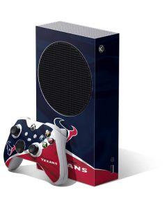 Houston Texans Xbox Series S Bundle Skin