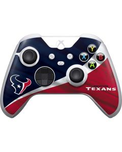 Houston Texans Xbox Series S Controller Skin