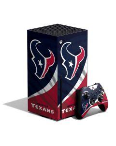 Houston Texans Xbox Series X Bundle Skin