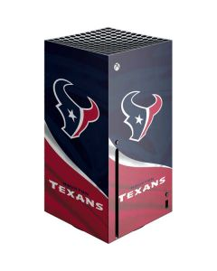 Houston Texans Xbox Series X Console Skin