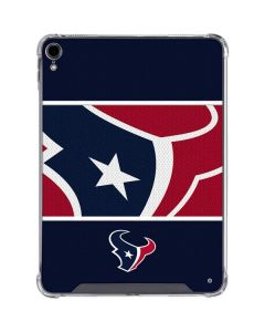 Houston Texans Zone Block iPad Pro 11in (2018-19) Clear Case