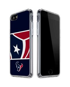 Houston Texans Zone Block iPhone SE Clear Case