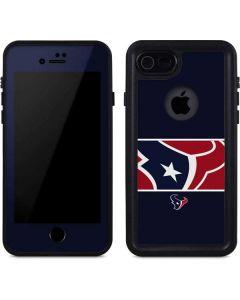 Houston Texans Zone Block iPhone SE Waterproof Case