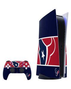 Houston Texans Zone Block PS5 Bundle Skin