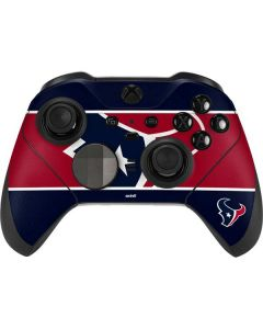 Houston Texans Zone Block Xbox Elite Wireless Controller Series 2 Skin