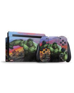 Hulk Flexing Nintendo Switch Bundle Skin