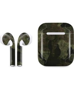 Hunting Camo Apple AirPods Skin