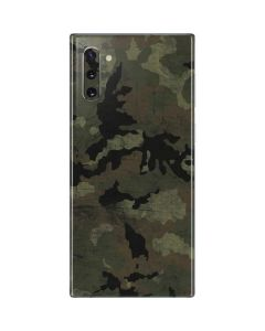 Hunting Camo Galaxy Note 10 Skin