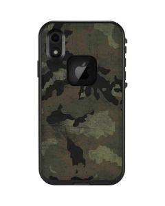 Hunting Camo LifeProof Fre iPhone Skin