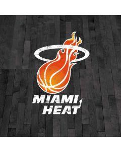 Miami Heat Hardwood Classics Google Home Hub Skin