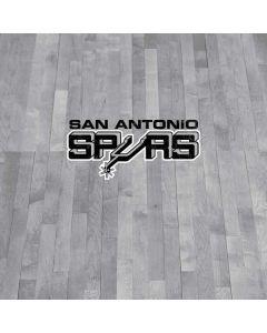 San Antonio Spurs Hardwood Classics Google Home Hub Skin