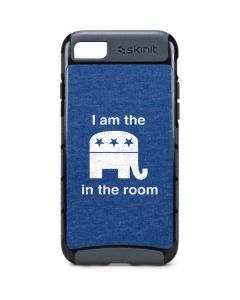 I Am In The Room iPhone 7 Cargo Case