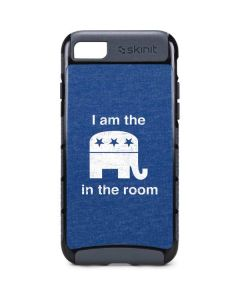 I Am In The Room iPhone 8 Cargo Case