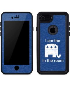 I Am In The Room iPhone SE Waterproof Case