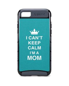 I Cant Keep Calm Im a Mom iPhone 8 Cargo Case