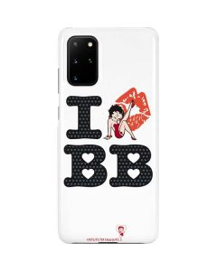 I Love BB Galaxy S20 Plus Lite Case