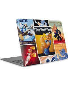 I Yam What I Yam Apple MacBook Air Skin
