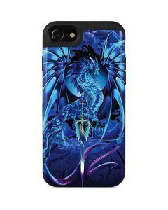 Ice Dragon iPhone SE Wallet Case