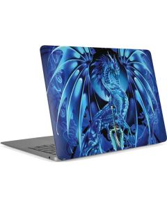 Ice Dragon Apple MacBook Air Skin