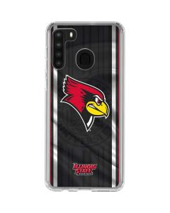 Illinois State Jersey Galaxy A21 Clear Case