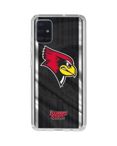 Illinois State Jersey Galaxy A71 Clear Case