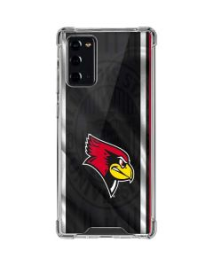 Illinois State Jersey Galaxy Note20 5G Clear Case