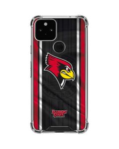 Illinois State Jersey Google Pixel 5 Clear Case